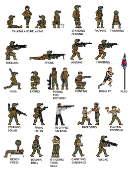 The Life of Troops by Abramsgavin