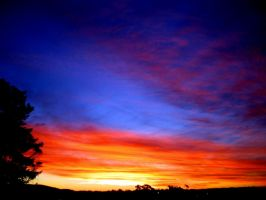 Late Sunset 4 by djupton68
