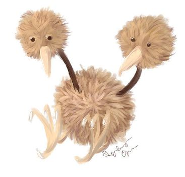Doduo by SkyscraperOpera