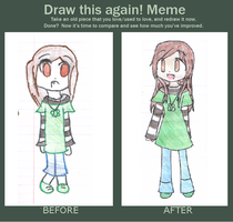 Draw This Again Meme 2009 to 2012 by mamoru14