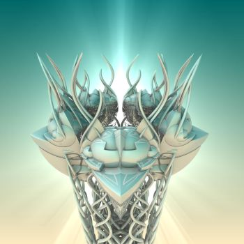Pinnacle Crowned of Frozen Flame by CO99A5