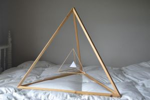 Infinity Pyramid by Dace-X