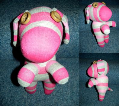 SOLD - Puppy Lolovivi by Mopie