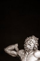 Vatican Statues 4 -- Agony by ProxyDave