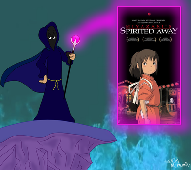 Cloaked Critic Reviews Spirited Away by TheUnisonReturns