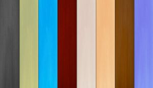 Colorful Wood Background by elemis