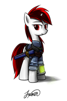[FoE][PH] Security Mare by favmir