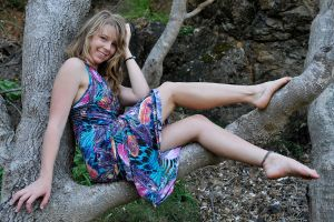 Talya - feathers in tree 1 by wildplaces