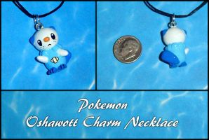 Pokemon - Oshawott Necklace