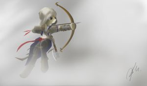 Assassins Creed 3 : Connor by Theorous