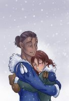 The Snow by xcgirl08
