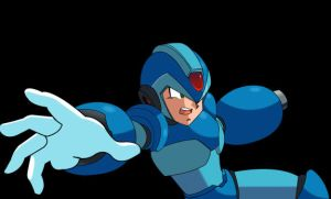 Megaman X by TheWax