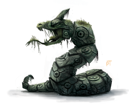 Kanto #095 by Cryptid-Creations