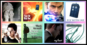 Doctor Who Torchwood Icons by 3toh