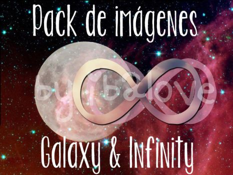 Pack de imagenes galaxy e infinity by ibalove by ibalove