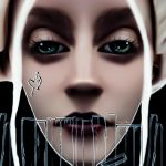 DOLL(s) . HARLEY (detail) by Vic4U