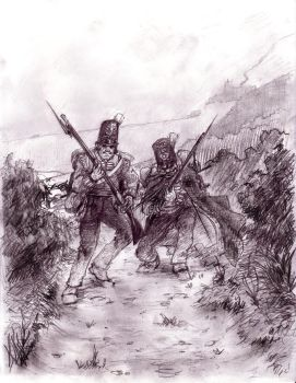 Soldiers 05 - Brown Bess by Bjerg