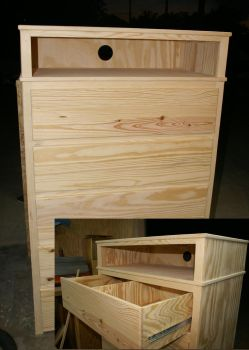 Chest Of Drawers by KW-Scott