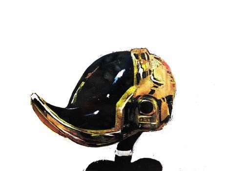 DAFFY PUNK by axcy