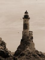 Lighthouse by YadernyFantom