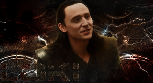 I'm Loki and I'll be on the throne of Asgard by Taitiii
