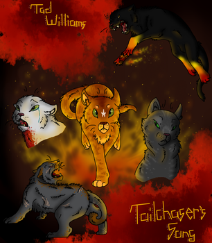 Class Project: Tailchaser's Song Cover by AlkryEarth17