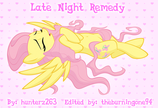 Late Night Remedy Story Cover by hunterz263