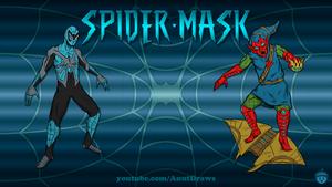 Spider-Mask by AnutDraws