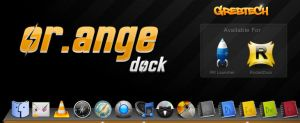 or.ange dock by grebtech