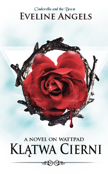 The Curse of Thornes - Wattpad Cover by TeaAmo