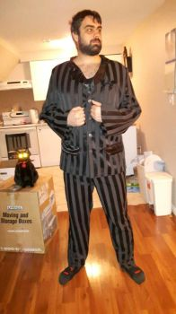 Gomez Addams suit by DarkOneCosplay