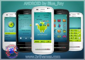 ANDROID by Blue_Ray by Brthemes