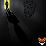 The Face in the Hall by NEX-EXE