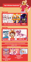 Winter Season Commission Sheet - Status: CLOSED by Mdragonflame