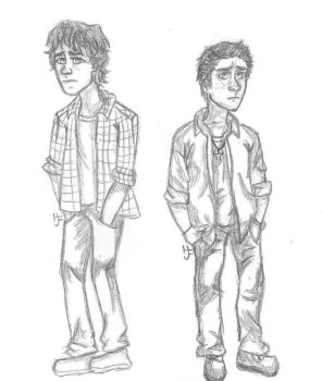 Winchesters by sheligirl
