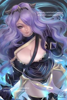 +NSFW Level 1 Camilla (FREE TO USE) by customwaifus