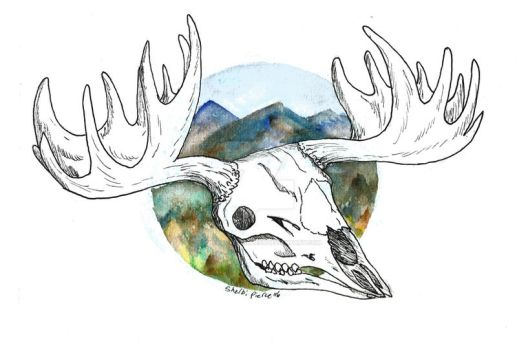 Alces by AwesomelyAimless