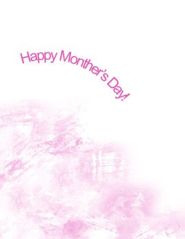Mother's Day -- Card by I-Char
