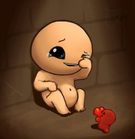Binding of Isaac: dark times and true friends by chaetoceros