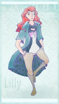 Lilly by Willowstream