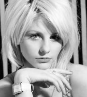 andreea black and white by jrncultfkq