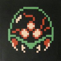 Classic Metroid by gfball84887