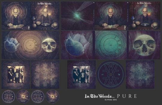 In The Woods... - ''Pure'' by DrWinter