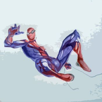 The Amazing Spiderman - Patrick Brown. by NadeemH93