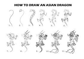 Dragon how-to by Maieth