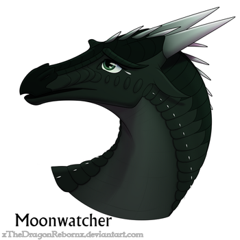 WoF H-a-D Day 6 - Moonwatcher by xTheDragonRebornx
