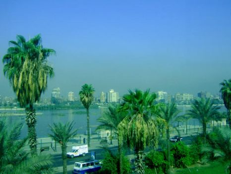 The Nile by SasnFras