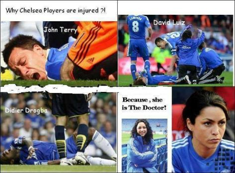 The reason of Chelsea injuries !! by Ezzo18channel