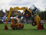 JCB Diggers by Candyfloss-Unicorn