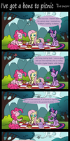 I've Got A Bone To Picnic by Evil-DeC0Y